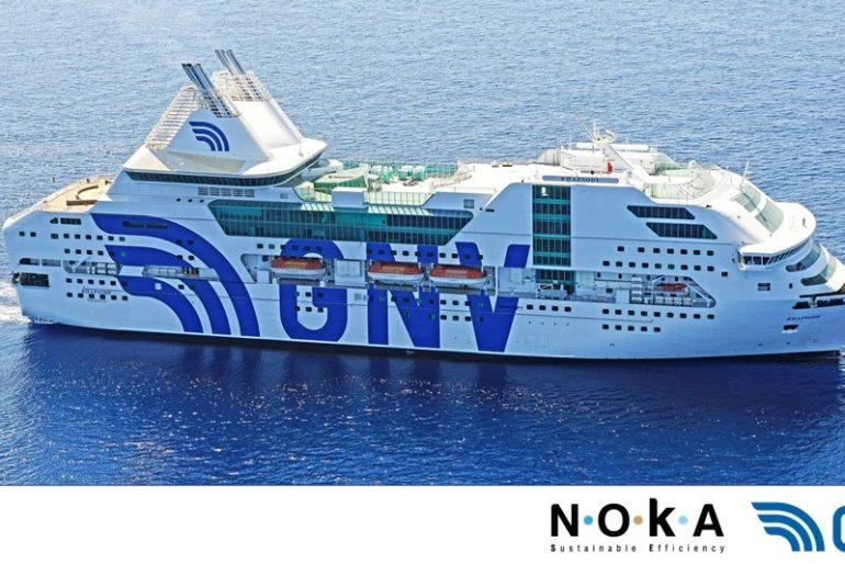 Noka: chiuso un accordo con GNV per la schermatura solare delle vetrate delle navi